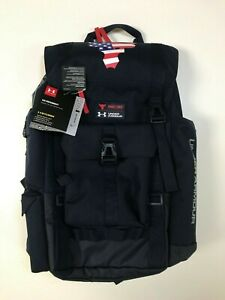 Under Armour Regiment Project Rock Storm USA Backpack NEW