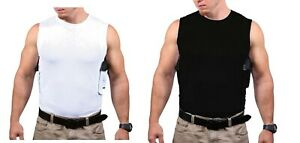 Packin Tee Gun Shirt Concealed Carry Crew Neck T Shirt Holster Included