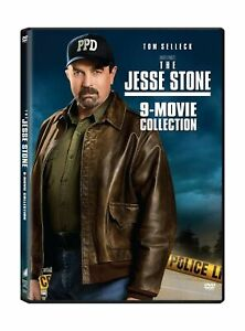 Jesse Stone:  9 Movie Collection Sony Pictures Home Entertainment English 5 Disc