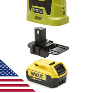 Badaptor Dewalt 18V/20V Battery Adapter to Ryobi 18v One+ Tool