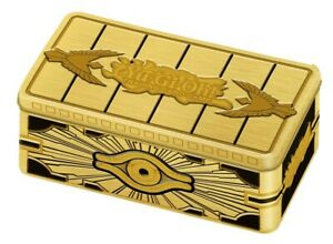 Yu-Gi-Oh! Gold Sarcophagus Mega Tin Sealed English Yugioh Preorder