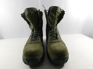 Rocky S2V Men's Boots Green Size 15W Special iOS Tactical Hunting Reinforced Toe