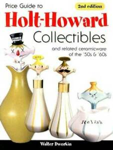 Price Guide to Holt-Howard Collectibles and Related Ceramicware of the 50s