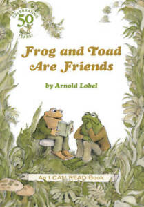 Frog and Toad Are Friends Paperback By Lobel Arnold GOOD
