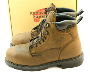 New RED WING 4433 Size 10 EE 6