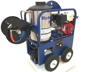 HotCold Water Pressure Washer 4gpm4000psi-new
