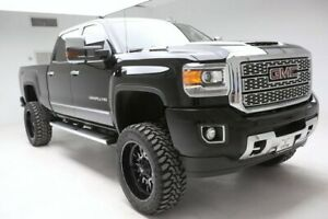 2019 GMC Sierra 2500  2019 Navigation Heated Leather Bluetooth WiFi V8 Diesel Vernon Auto Group
