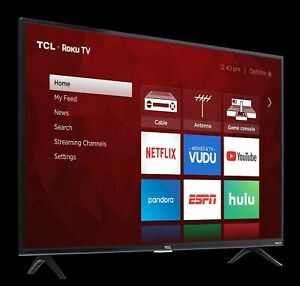 SEALED  TCL 43