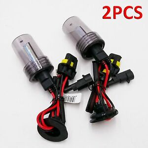 5000K Aliens HID Replacement Xenon Bulbs 9003/8 9006 9005 9007/4 H11 OEM White
