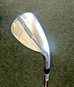 CLEVELAND CBX 2 WEDGE MEN'S SATIN FINISH STEEL SHAFT NEW 2019- CHOOSE LOFT