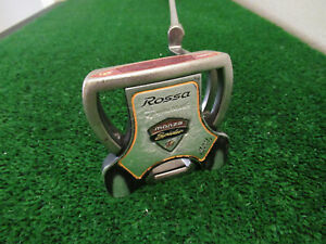 TAYLORMADE ROSSA MONZA ITSY BITSY SPIDER PUTTER GOLF CLUB STEEL 35