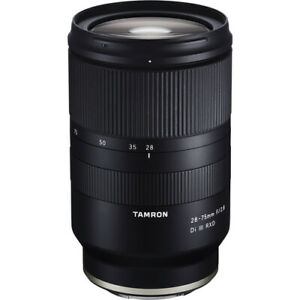 Tamron 28-75mm f2.8 Di III RXD A036 Lens for Sony FE From US