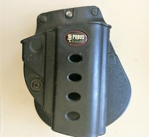Fobus HPP Evolution RH Paddle Holster For Hi-Point and Ruger Select Pistols 45