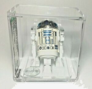 Star Wars 1979 Vintage R2-D2 FACTORY DROID 3 Leg AFA 80+ NM