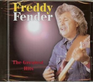 Freddy Fender - The Greatest Hits - 20 SONGS - CD - NEW