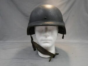 US Military Ballistic PASGT Combat Helmet - Size M2 Medium - Unicor
