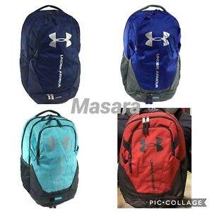 Unisex UA Under Armour Hustle 3.0 Backpack Water Repellent Shoe Pocket 1294720