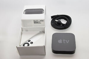 Apple TV (2nd Generation) 8GB Media Streamer - A1378 Complete Excellent RB3