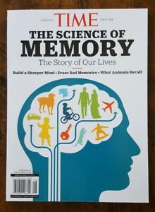 Time Magazine The Science of Memory Special Edition 2019
