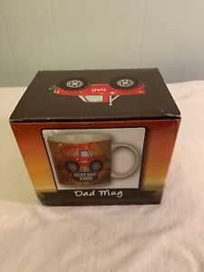 Dad Truck Coffee Tea Mug Best Dad Ever Father's Day Gift 6108 RK Sales F1 $12.99