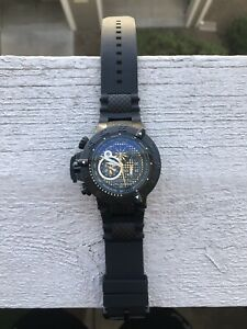 Invicta Subaqua Noma III Limited Edition Chronograph 500 Meters Black