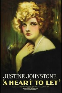 A Heart to Let Justine Johnstone