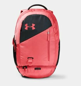 Under Armour UA Hustle 4.0  Backpack NWT New