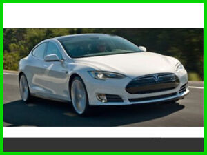 2014 Tesla Model S 60 kWh Battery 2014 60 kWh Battery Used Automatic Rear Wheel Drive