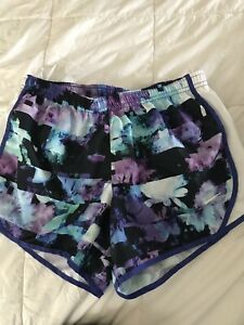 Youth Size Large Nike Dri-Fit Running Shorts -Exc Cond