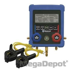 Mastercool 99103-A-2 2-Way Digital Manifold and 2 Thermocouples