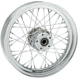 Drag Specialties 0203-0534 Replacement Laced Wheels Front 16x3