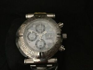 Invicta Reserve Subaqua Noma I Valjoux 7750 New Old Stock