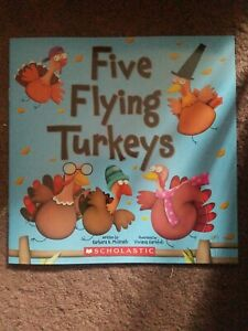 Five Flying Turkeys by Barbara B. McGrath