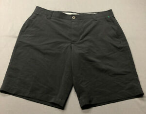Under Armour Golf Shorts (38 x 10.5 Black Polyester)(#101819H)