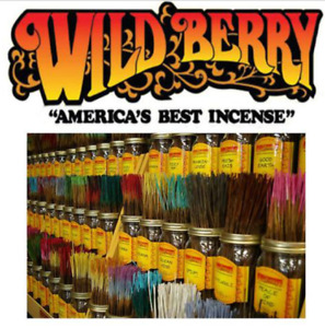Wildberry Incense 11