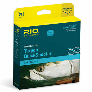 RIO Tarpon Quickshooter WF Tropical Floating Fly Line - All Sizes