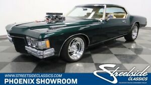 1973 Buick Riviera -- Magnum Supercharger V8 Receipts TH400 Auto Classic Vintage Collector Custom Docu
