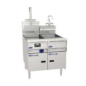 Pitco SSPG14 Gas Pasta Cooker