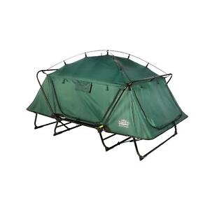 Kamp Rite Two Person Off  Ground Double Tent  Private Sleep Shelter Quick Set Up