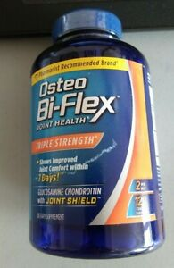 Osteo Bi-Flex Joint Health Triple Strength 120 Tablets exp. 06/2021