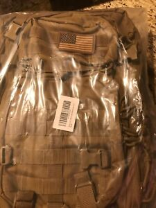 REEBOW Gear Military Tactical Backpack Army Large Bug Out Bag NWT