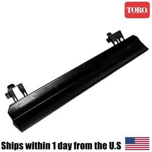 Genuine OEM Toro Snow Blower Scrapper Bar 139 3536 for QZE Power Clear 721 R