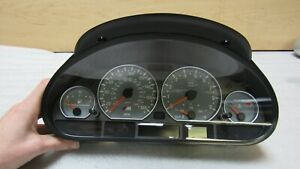 2003-2006 BMW E46 M3 S54 M SMG Speedometer Instrument Gauge Cluster OEM 10248