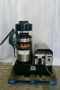 Aaladin HOT WATER PRESSURE WASHER 3000 PSI  see video  MODEL 1770