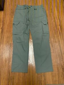 Rohan 38 X 31 Regular Outdoor Hiking Camping Hunting Pants Gray EUC Cargo