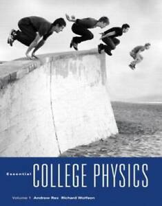 Essential College Physics, Volume 1 by Rex, Andrew; Wolfson, Richard