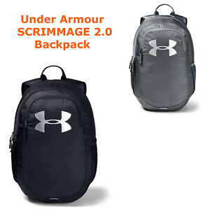 Under Armour Backpack Scrimmage 2.0 Boys School Bag NEW