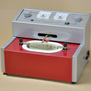 Dental Lab Electrolytic Polisher Cr-co and Stainless Steel Polishing Unit AX-D2