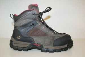 Wolverine Mens Carbon Max Advanced Safety Toe Gore-Tex EH Work Boots Size 8.5 EW