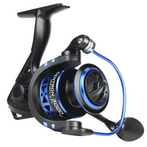 KastKing Centron 500 5.2:1 Gear Ratio Freshwater Spinning Reel Ice Fishing Reels